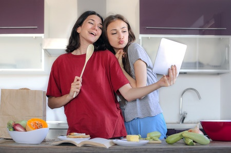Psychological benefits of cooking at home